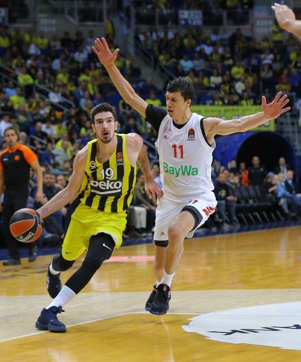 Fenerbahçe Beko son çeyrekte açıldı