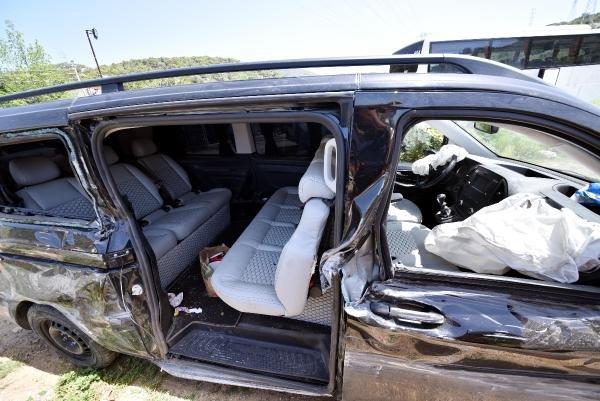 Josef Sural'ın öldüğü kazanın bilirkişi raporunda şoför asli kusurlu bulundu