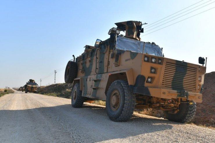 Türk ve Rus askerlerinin 6. ortak kara devriyesi tamamlandı