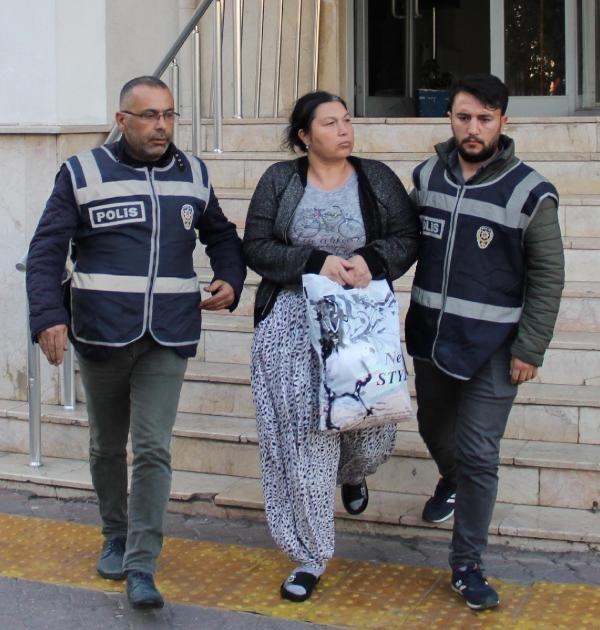 25 yıl hapisle aranan kadın yakalandı