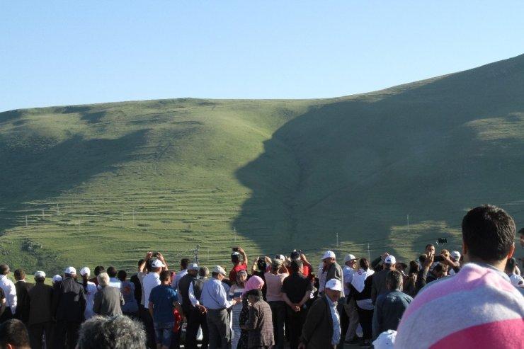 Atatürk'ün silüeti koruma altına alındı