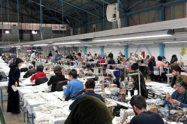 Dünyaca ünlü markalar Güroymak'ta üretiliyor