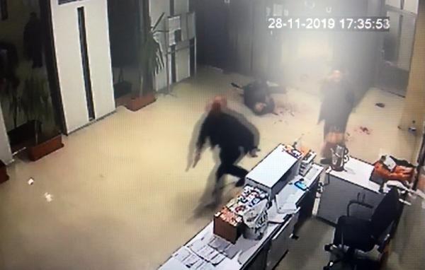 Cinsel istismar iftirası yüzünden ikinci kez vurmuş