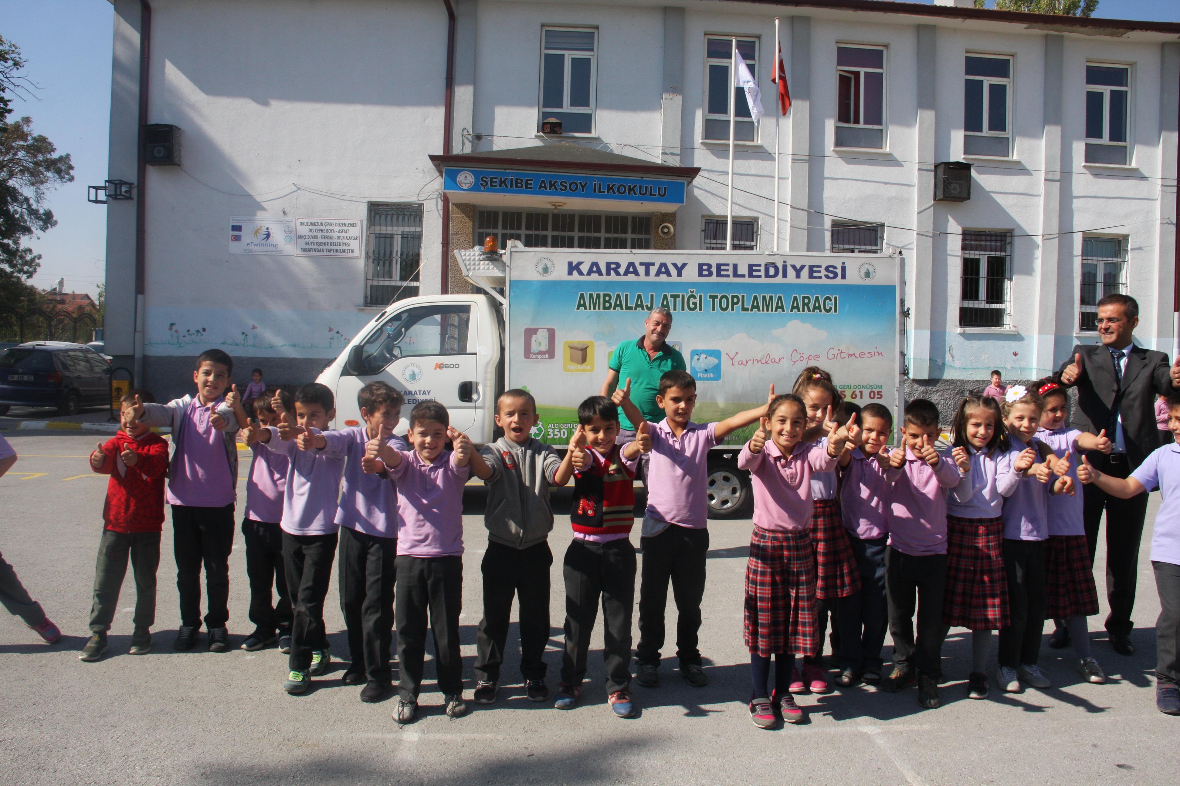 Oyunculardan Emine Erdoğanın sıfır atık projesine destek 6