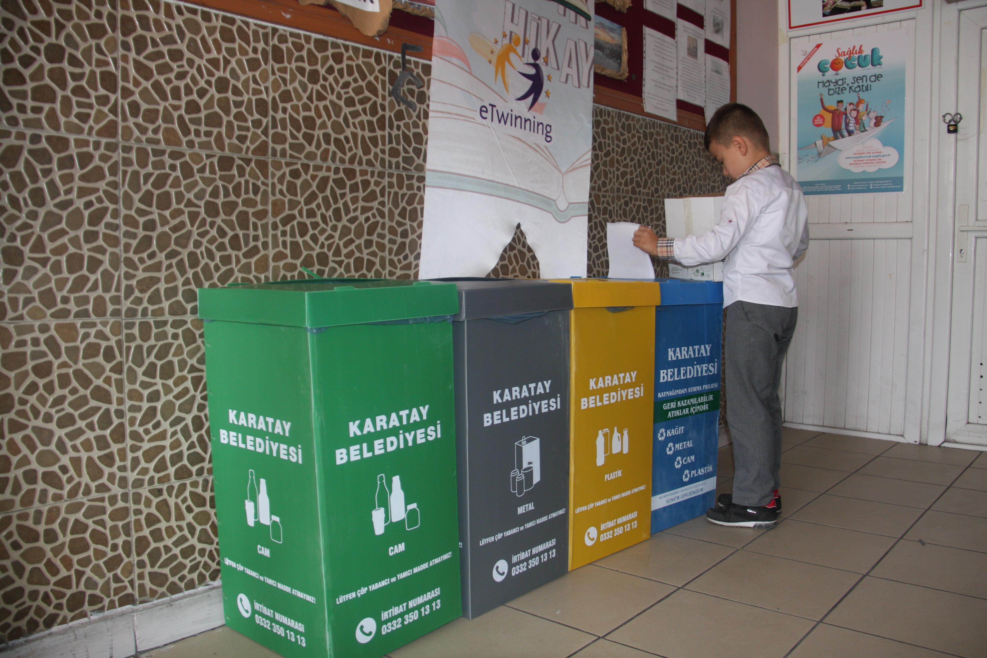 Oyunculardan Emine Erdoğanın sıfır atık projesine destek 9