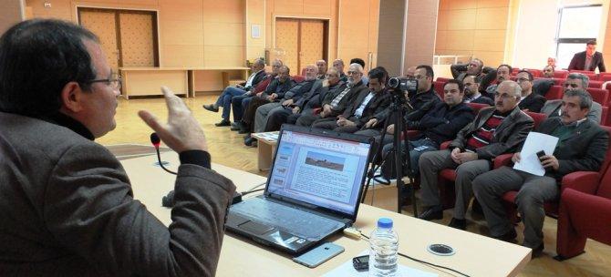 Doç. Dr. Avşar: Mezar taşları tapu senetleridir