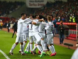 Torku Konyaspor: 1 - Antalyaspor: 0 (Özet)
